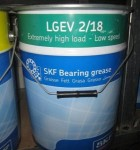 Mỡ SKF LGEV 2 - Mỡ EP với phụ gia Disulphite Molybden