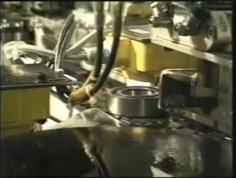 Giới thiệu quy trình chế tạo vòng bi SKF